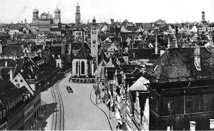 augsburg-um-1900