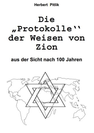 Die Protokolle der Weisen von Zion aus der Sicht nach 100 Jahren - Titel