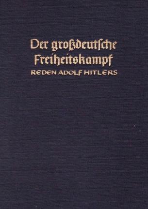 Der großdeutsche Freiheitskampf