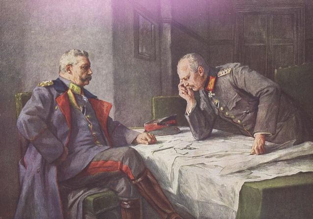 Hindenburg, Ludendorff