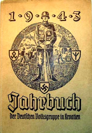Jahrbuch der Deutschen Volksgruppe in Kroatien