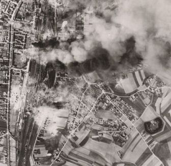 Luftangriff auf Ingolstadt 1945