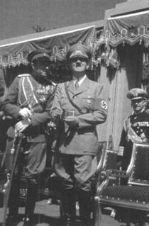 Hitler und Karageorgevic 1939