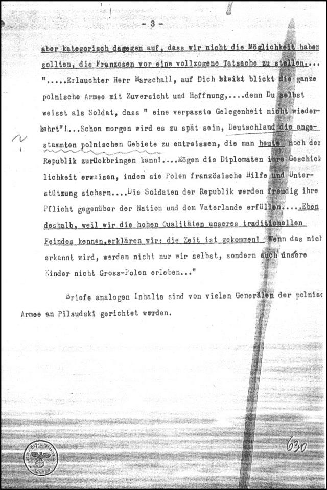 Polnische Kriegshetze 1932 (4)