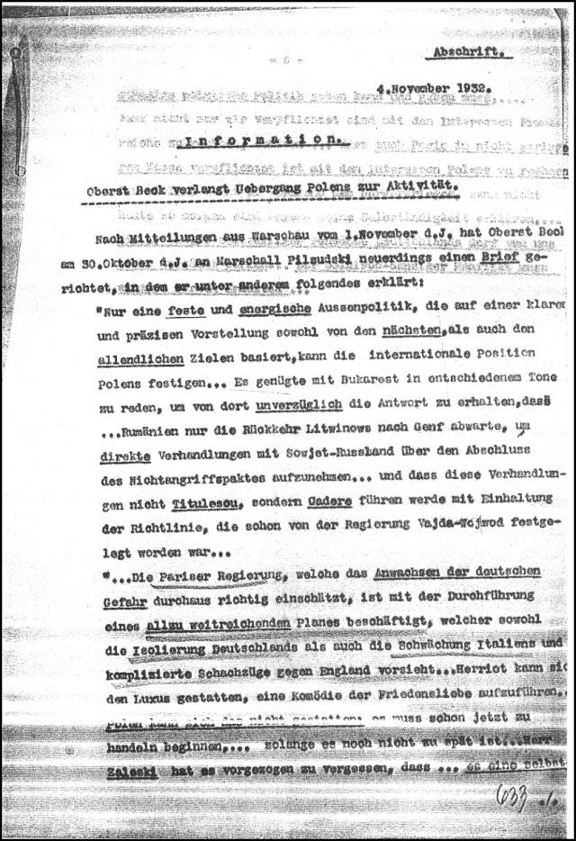 Polnische Kriegshetze 1932 (6)